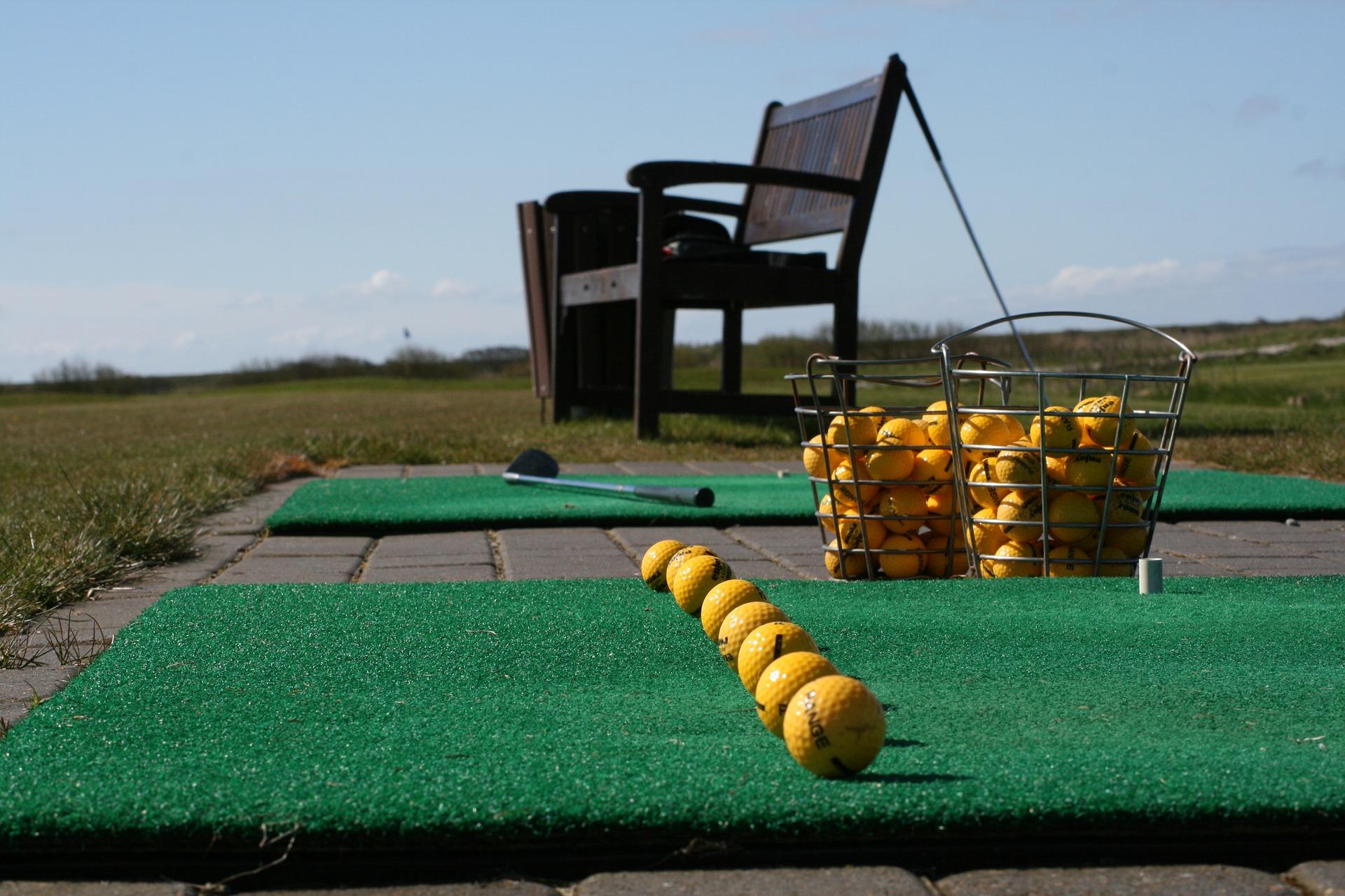golf välineet